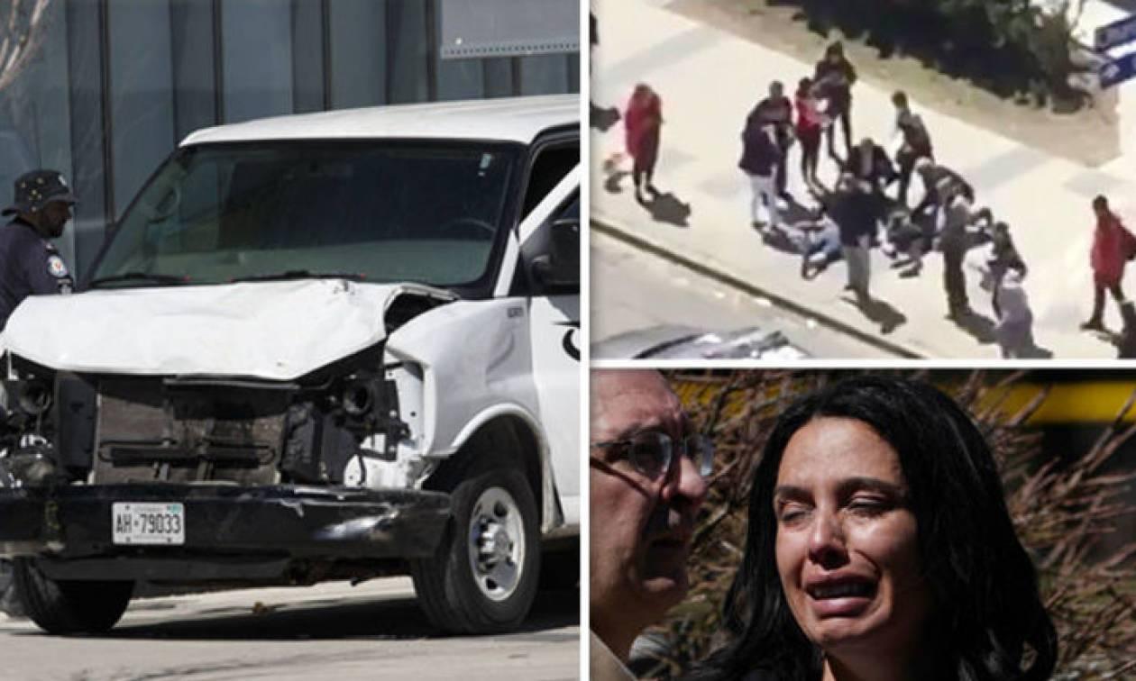 Μαρτυρίες φρίκης: «Ο μακελάρης του Τορόντο νιαούριζε» - «Έσπειρε το δρόμο με πτώματα και συντρίμμια»