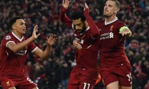 Λίβερπουλ-Ρόμα 5-2: Προβάδισμα με σούπερ Σαλάχ και τώρα... Ρώμη