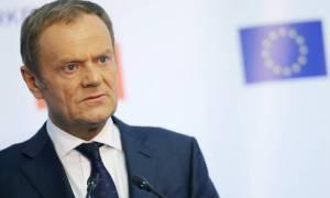 Τουσκ: Αγώνας δρόμου με εμπόδια η ένταξη της Αλβανίας στην ΕΕ