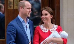 Για αυτό η Kate Middleton γέννησε και έφυγε την ίδια μέρα από το μαιευτήριο