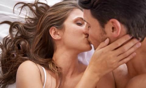 Θες όταν οι άλλοι σταματούν στο σεξ, εσύ να προχωράς;