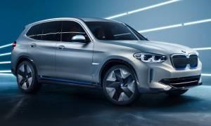 Αυτοκίνητο: Έτσι θα είναι η iX3, το πρώτο ηλεκτρικό SUV της BMW