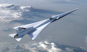 NASA: Αυτό είναι το υπερηχητικό αεροπλάνο του μέλλοντος (Vid)