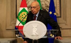 Ιταλία: Σε σταθερή κατάσταση ο Τζόρτζιο Ναπολιτάνο μετά την επέμβαση καρδιάς