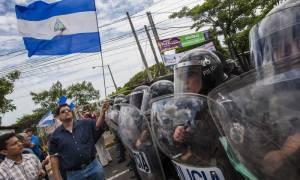 Νικαράγουα: Τους 34 έφτασαν οι νεκροί μετά από έξι ημέρες βίαιων διαδηλώσεων (video)