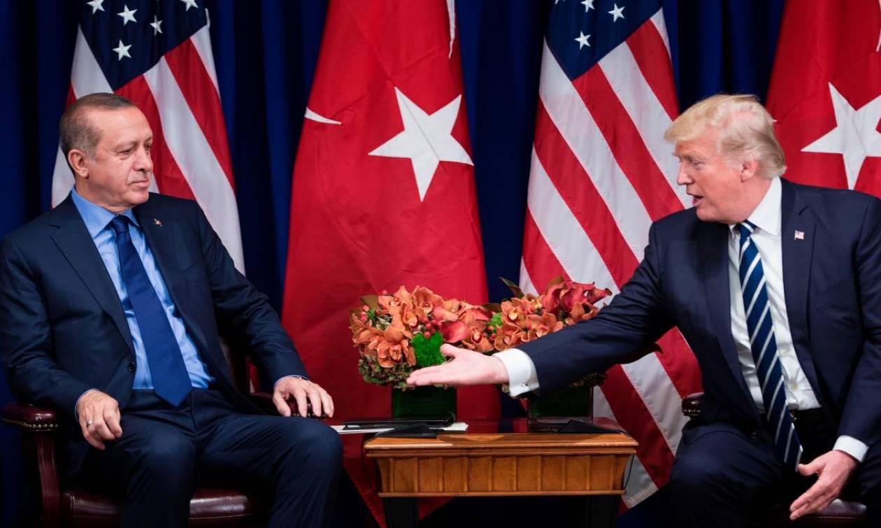 Αποτέλεσμα εικόνας για Προαναγγελία... πολέμου: «Έρχεται σύγκρουση Τουρκίας - Αμερικής»;