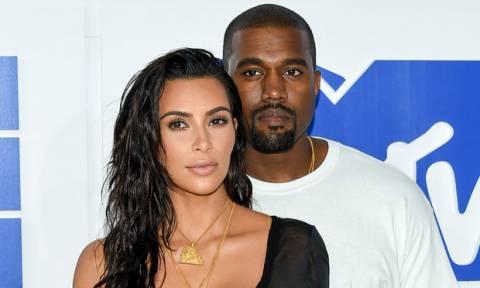 H Kim Kardashian και o Kanye ένα βήμα πριν το χωρισμό