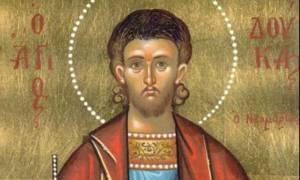 Ο Αγιος που οι Τούρκοι έγδαραν ζωντανό
