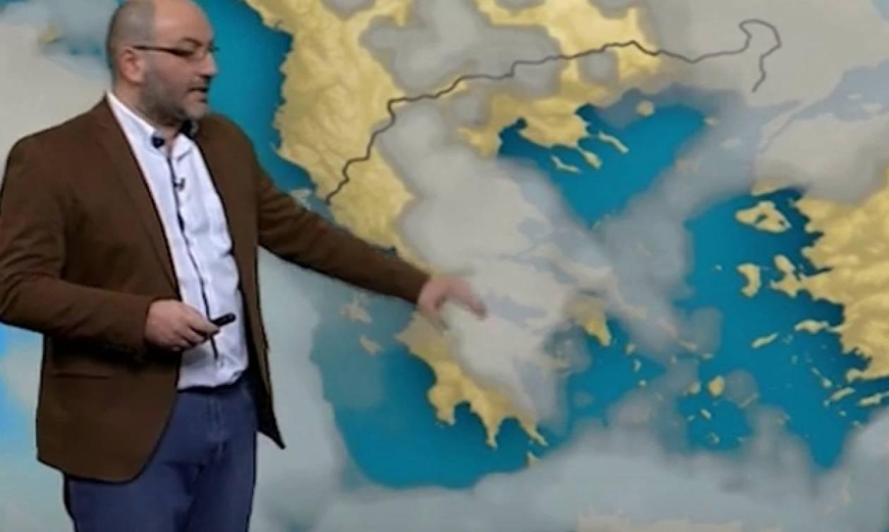 Ποια είναι σήμερα η θερμοκρασία του νερού της θάλασσας; Η ανάλυση του Σάκη Αρναούτογλου (video)