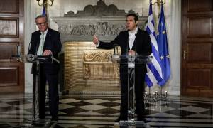 Τσίπρας: Τελευταία σας επίσκεψη στη μνημονιακή Ελλάδα – Γιουνκέρ: 20 Αυγούστου τελειώνουμε