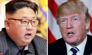Τραμπ: Τέσσερις πιθανές ημερομηνίες για τη συνάντησή μου με τον Κιμ