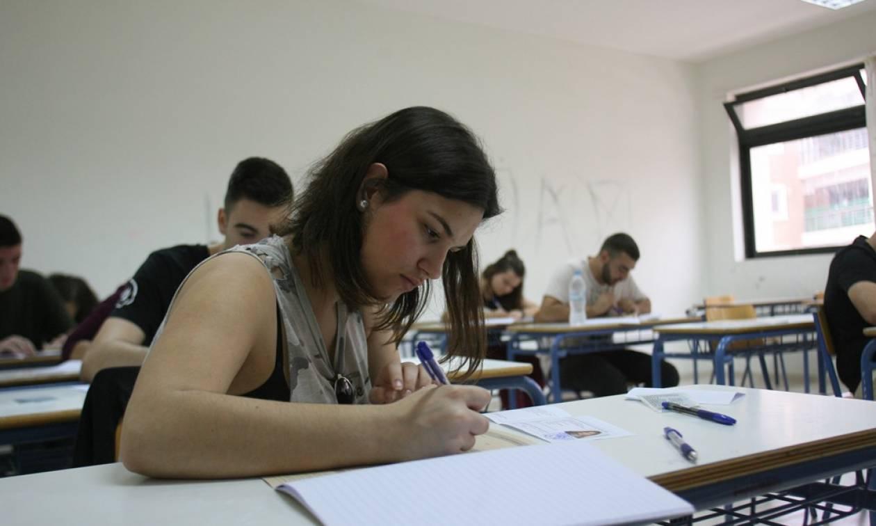 Πότε θα γίνουν οι ενδοσχολικές εξετάσεις για τους μαθητές της Γ' λυκείου