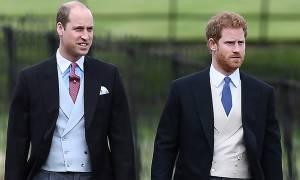 Οικογενειακή υπόθεση ο βασιλικός γάμος: Ο Ουίλιαμ κουμπάρος του Χάρι και της Μέγκαν Μαρκλ