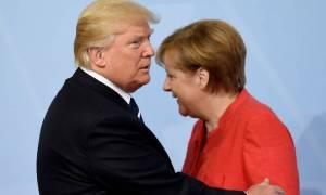 Μετά τον Μακρόν… Μέρκελ: Η Γερμανίδα επιστρέφει στο Λευκό Οίκο μήπως πείσει τον Τραμπ