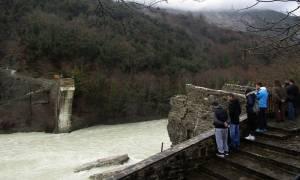 Γεφύρι της Πλάκας: Αντίστροφη μέτρηση για την έναρξη των εργασιών αναστήλωσης