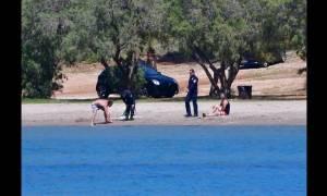 Ναύπλιο: Συναγερμός στην παραλία της Καραθώνας - Έντρομοι οι κάτοικοι ειδοποίησαν το λιμενικό!