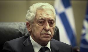 Επιμένει ο Κουβέλης: Το θέμα με τις γαλλικές φρεγάτες αξιολογείται από τον πρωθυπουργό
