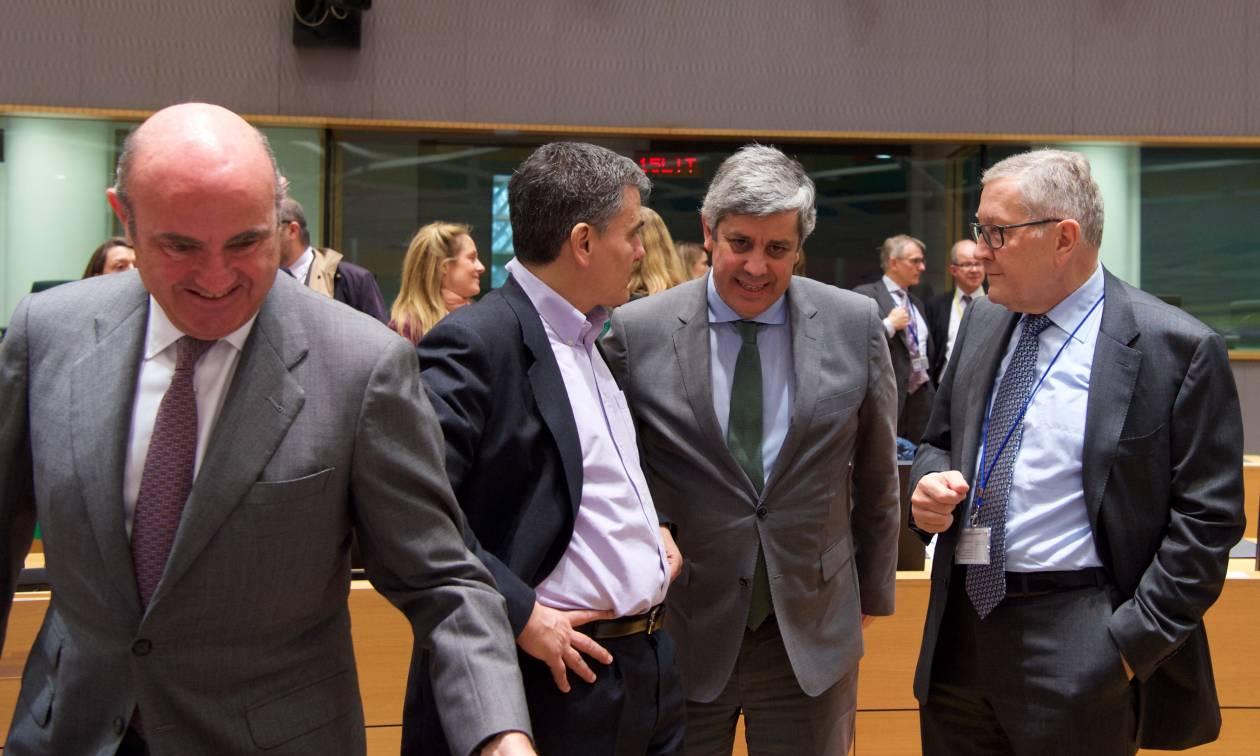 Eurogroup LIVE: Καλά μηνύματα για την Ελλάδα στις πρώτες δηλώσεις των Ευρωπαίων εταίρων