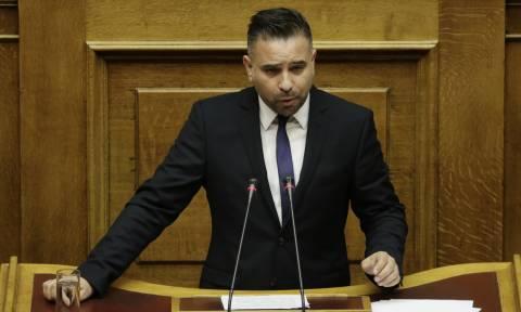 Ανεξαρτητοποιήθηκε ο βουλευτής της Ένωσης Κεντρώων, Γιώργος Κατσιαντώνης (vid)