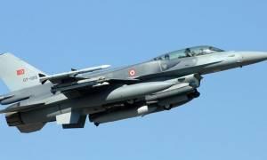 Τουρκικά κατασκοπευτικά παραβίασαν το FIR Αθηνών 24 φορές