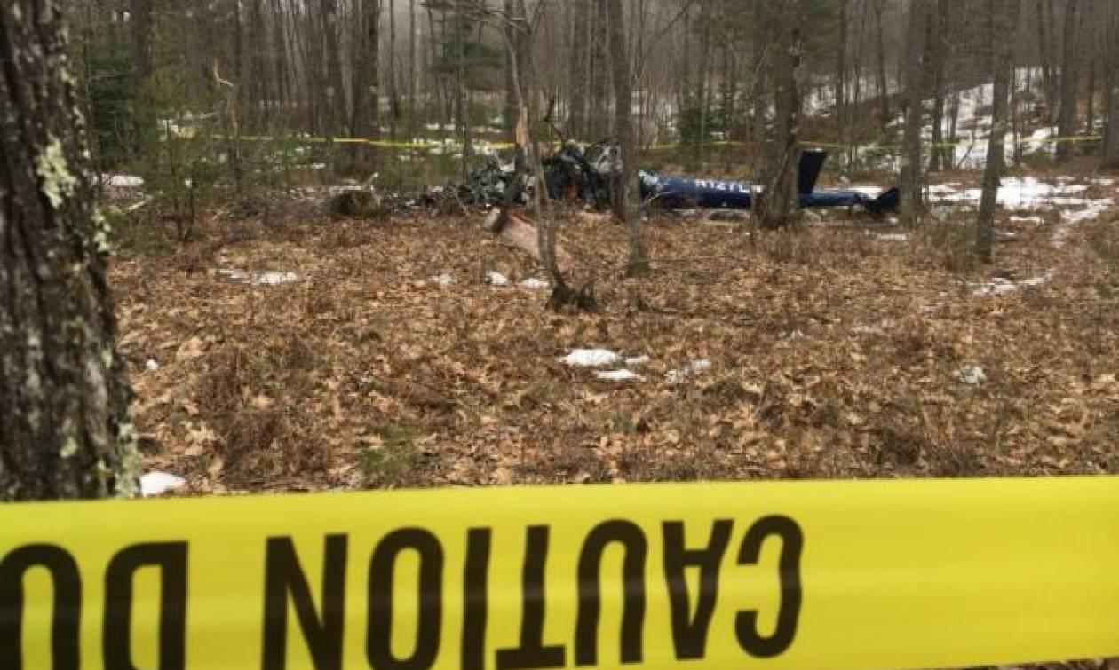 Τραγωδία στις ΗΠΑ: Συνετρίβη ελικόπτερο μεταφοράς ασθενών – Τρεις νεκροί (pics+vid)