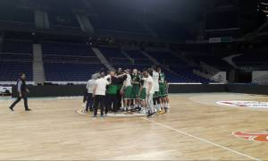 Ρεάλ Μαδρίτης – Παναθηναϊκός: Έτσι ετοιμάστηκε για το Game 4 (video)