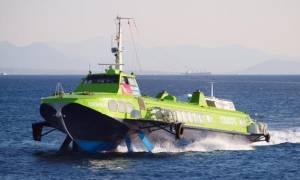 Μηχανική βλάβη σε «ιπτάμενο δελφίνι» με προορισμό την Ύδρα - Αγωνία για 126 επιβάτες