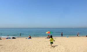 Καιρός για παραλία - Πού θα «αγγίξει» ο υδράργυρος τους 30 βαθμούς Κελσίου
