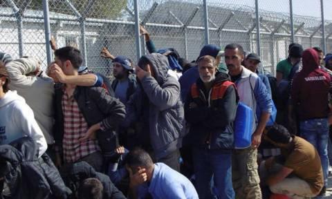 Обострение отношений между Афинами и Анкарой привело к резкому увеличению потока беженцев