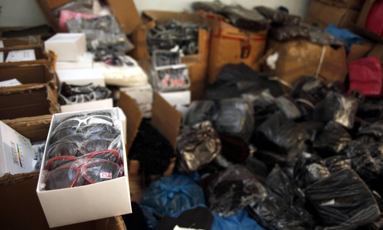 Κρήτη: Ετοιμαζόταν να «πλημμυρίσει» την αγορά με χιλιάδες προϊόντα - «μαϊμού»