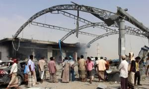 Υεμένη: Δεκάδες αντάρτες νεκροί από επιδρομή της Σ. Αραβίας