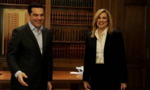 Πώς οι εκλογές θα φέρουν κοντά Τσίπρα και Φώφη