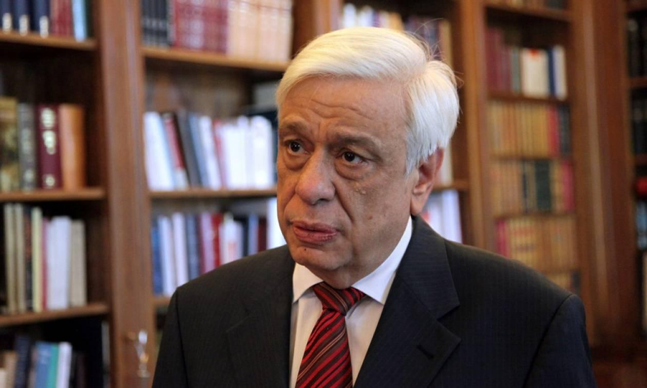 Παυλόπουλος σε Ερντογάν: Οι μεγάλοι πολιτικοί θα πρέπει να μετράνε τα λόγια τους
