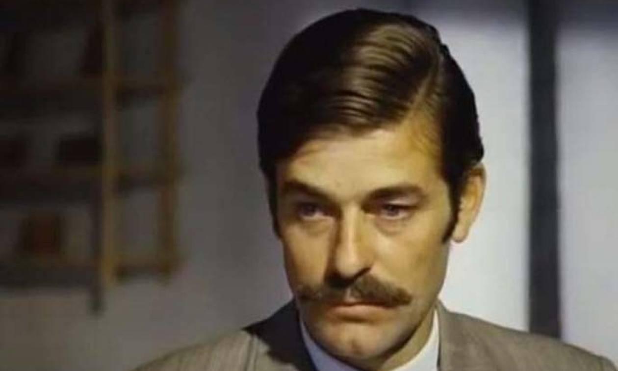 Θλίψη: Πέθανε ο ηθοποιός Γιάννης Τότσικας