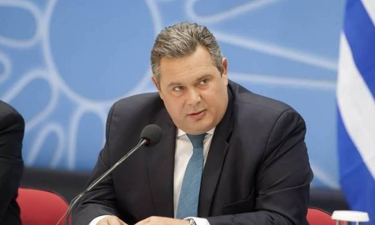 Καμμένος εναντίον Καμμένου: Ενοχλημένος ο πρόεδρος των ΑΝΕΛ με τον βουλευτή