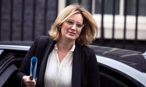 Μ. Βρετανία: Προβλήματα στην κυβέρνηση Μέι - Παραιτήθηκε η υπουργός Εσωτερικών