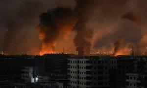 Συρία: «Εχθρικές» πυραυλικές επιθέσεις έπληξαν βάσεις σε Χάμα και Χαλέπι