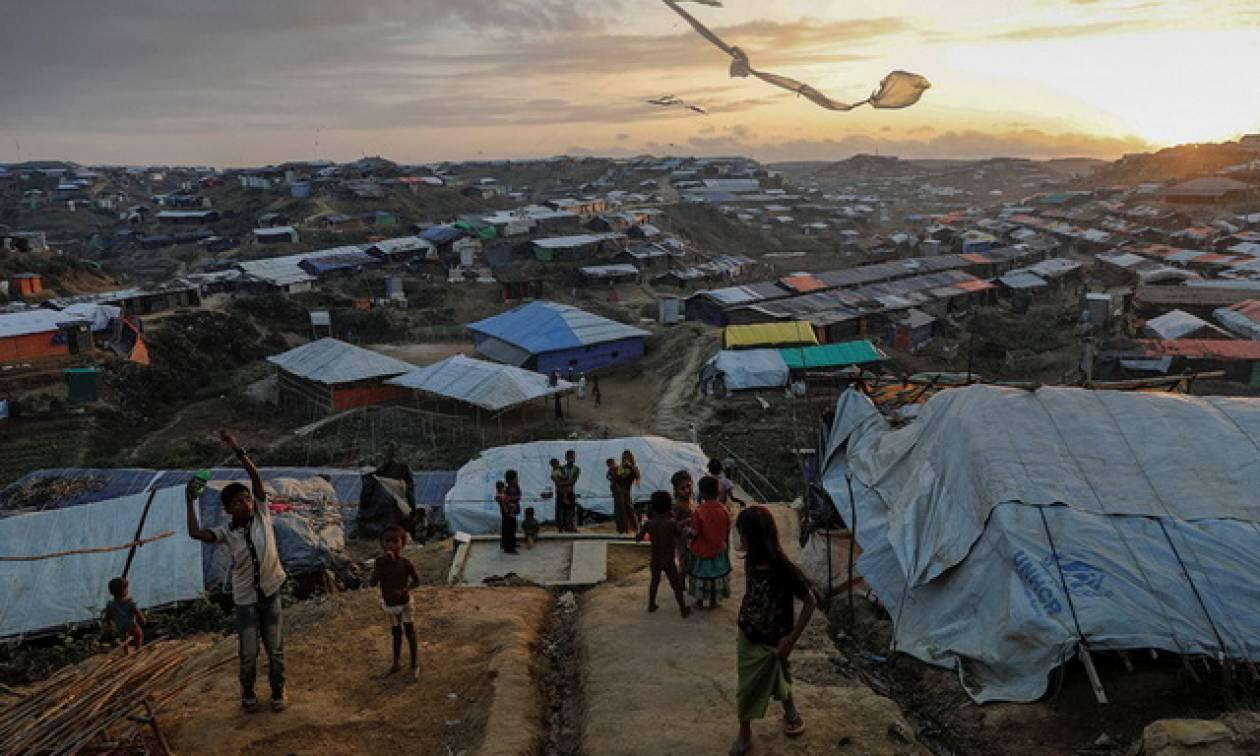 Μιανμάρ: Χιλιάδες άνθρωποι φεύγουν για να γλιτώσουν από τις μάχες στο βόρειο τμήμα της χώρας