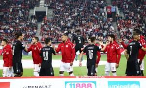 Πρίγιοβιτς VS Ανσαριφάρντ και η «μάχη» καλά… κρατεί!