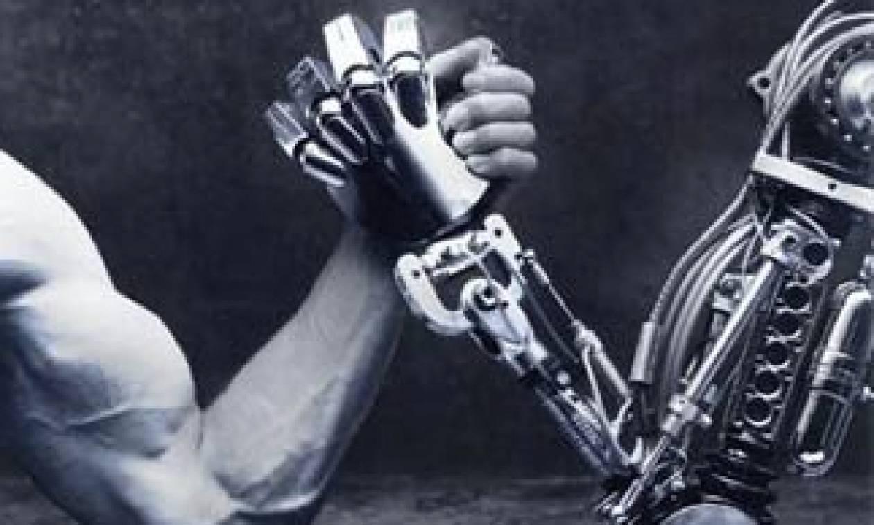 Σοκ: Το 57% των Ελλήνων κινδυνεύει να χάσει τη δουλειά του από ρομπότ