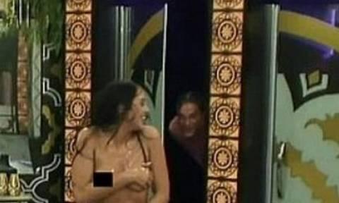 Βγήκε γυμνή και έκανε σεξ με συμπαίκτη στο βρετανικό Big Brother! (photos)