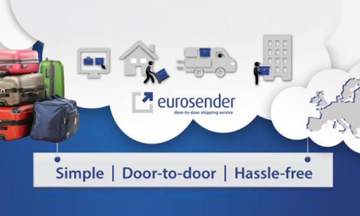 Η Eurosender ανακοινώνει την είσοδό της στην ελληνική αγορά