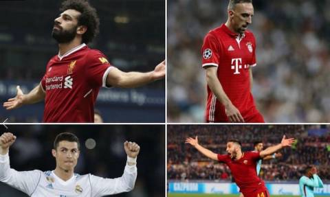 Champions League: Ψάχνοντας τα γκολ για επικές ανατροπές