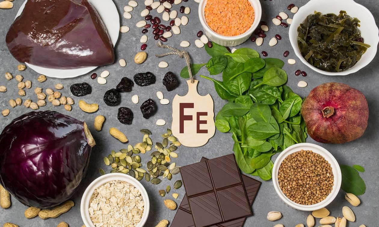 Χαμηλός αιματοκρίτης: Οι ιδανικές τροφές για να τον ενισχύσετε
