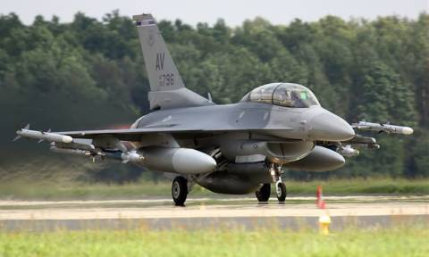 Греция и США одобрили сделку по модернизации F-16