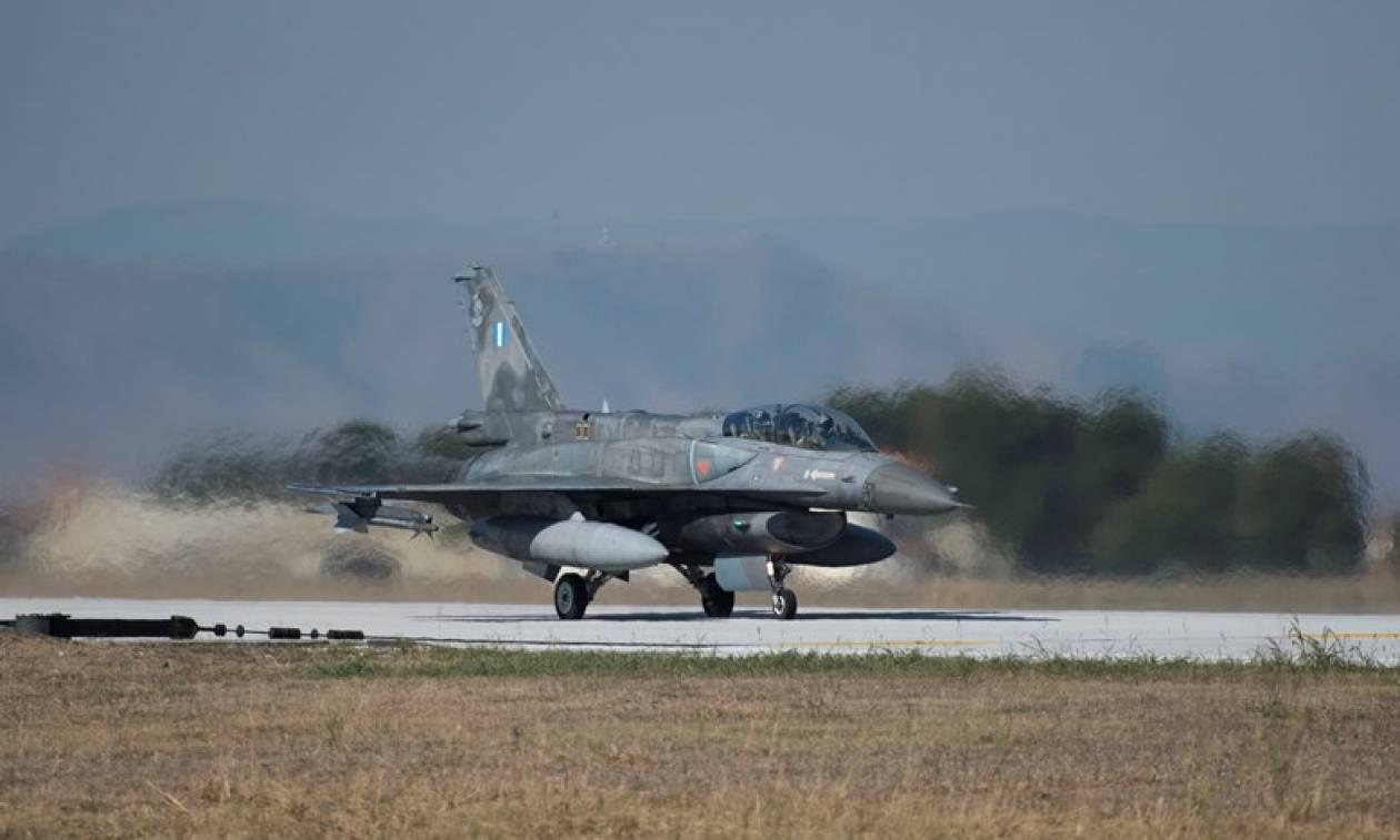 Έπεσε η υπογραφή για την αναβάθμιση των ελληνικών F-16