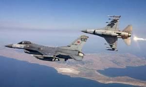 Συναγερμός: Εμπλοκή πάνω από το Αιγαίο με τουρκικά μαχητικά