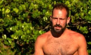 Survivor 2: Τα παράπονα του Χάρου: «Νιώθω αδικημένος, παραγκωνισμένος»