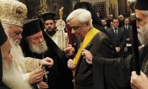 Με τον Μεγαλόσταυρο του Αγίου Μάρκου τιμήθηκε o Παυλόπουλος