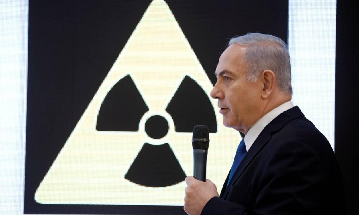 «Χαστούκι» στον Νετανιάχου από τη Διεθνή Υπηρεσία Ατομικής Ενέργειας για τα «πυρηνικά όπλα του Ιράν